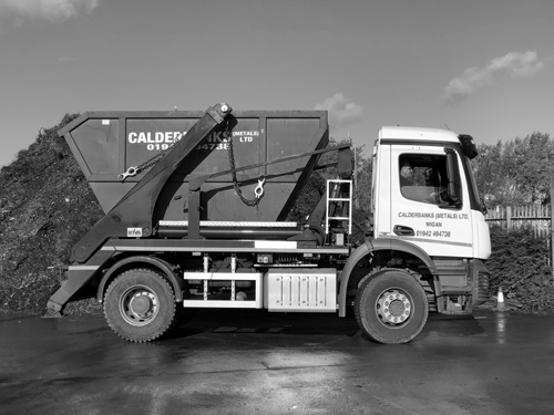 Scrap Metal Skip Hire in Southport